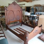 BEFORE VICTORIAN BED